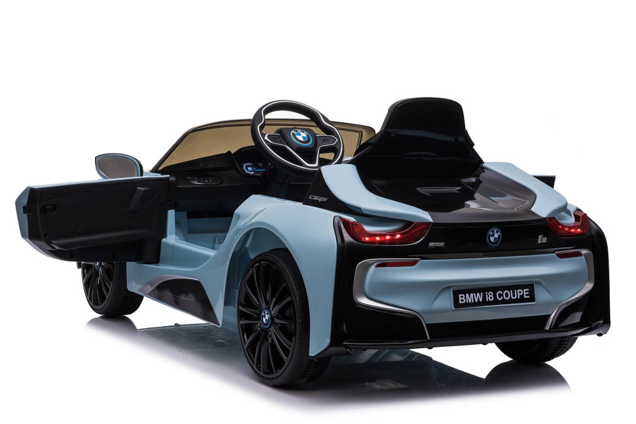 BMW i8 ride-on wholesale (8)